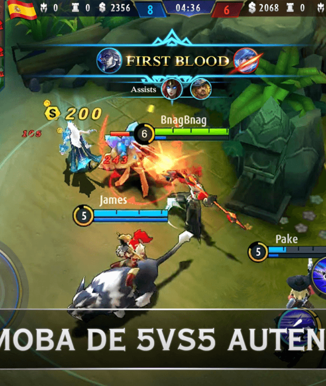 Juega Mobile Legends: Bang bang en PC 13