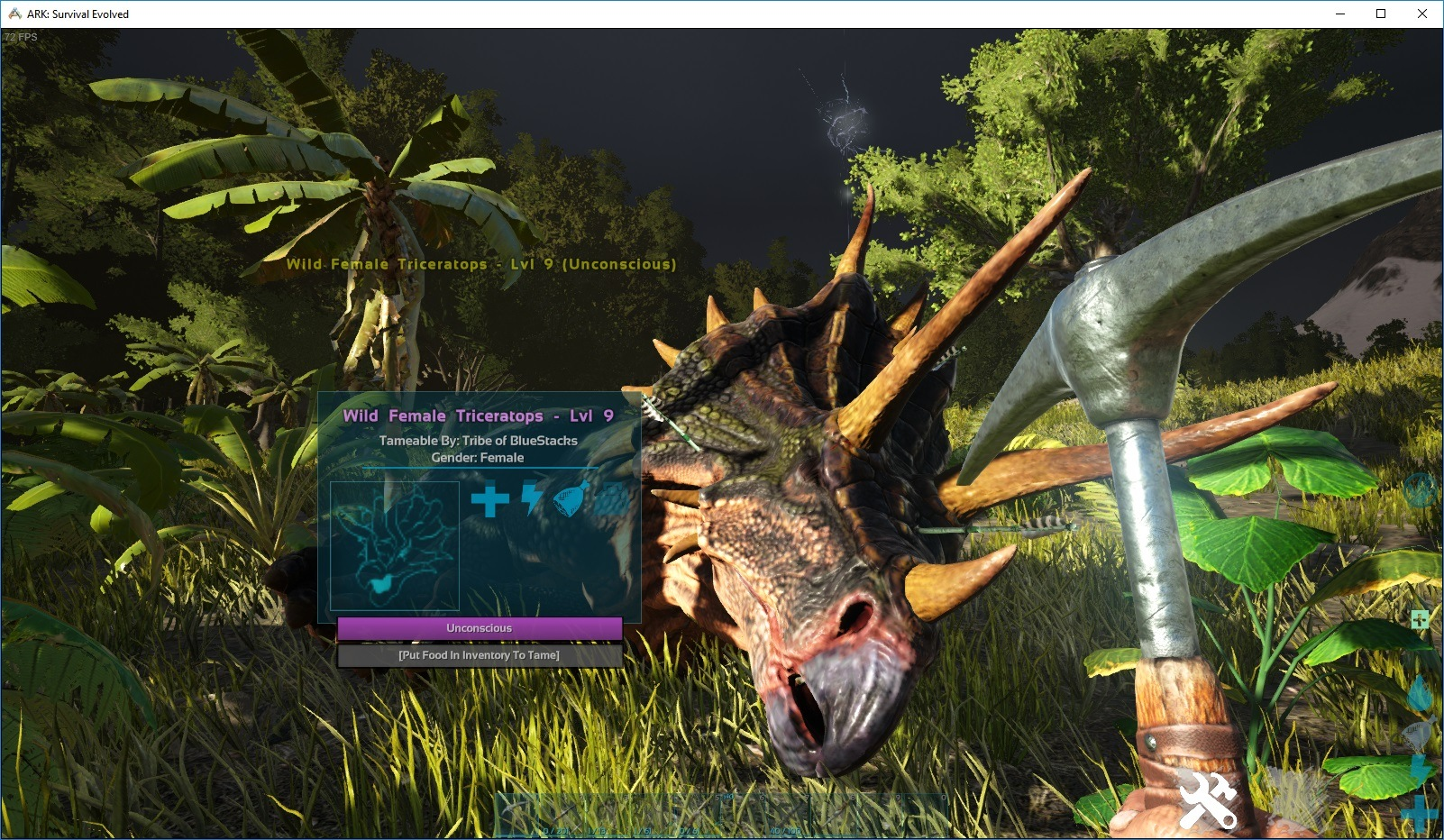 How To Tame Dinos In ARK: Survival Evolved