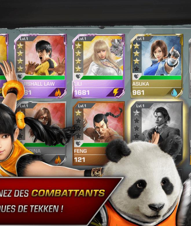 Jouez à  Tekken sur PC 20