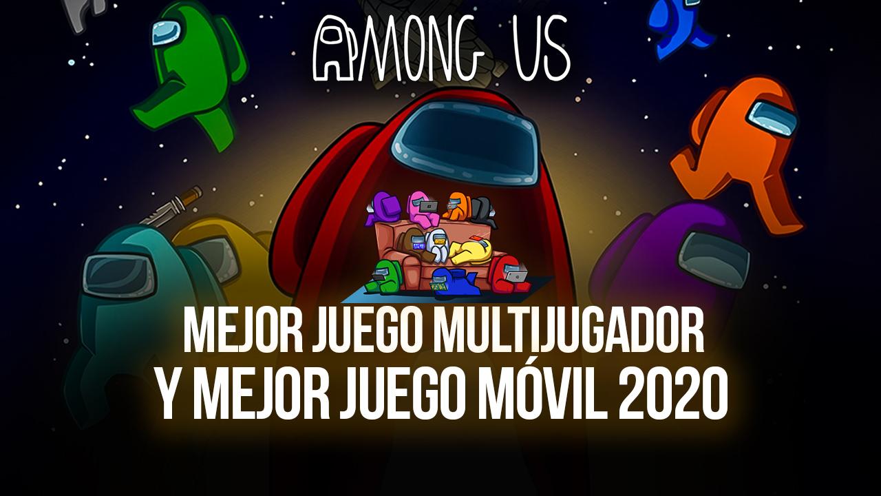 """Among Us Ganó los Premios de """"Mejor Juego Multijugador"""" y """"Mejor Juego Para Móviles"""" en los Game Awards 2020"""