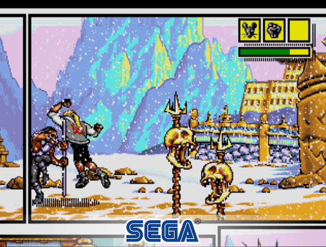 Play Comix Zone on PC 9