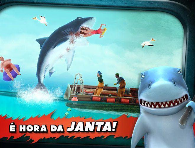Jogue Hungry Shark Evolution para PC 12