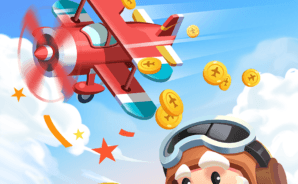 Merge Plane — Click & Idle Tycoon