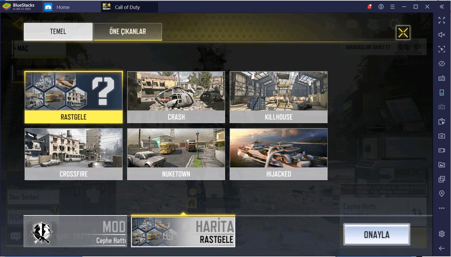 Call of Duty Mobile: Pro Oyunculardan Taktikler ve İpuçları