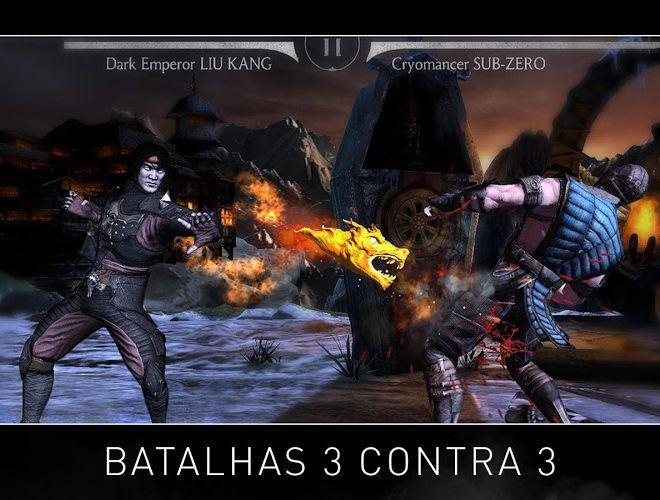 Jogue Mortal Kombat X on pc 3