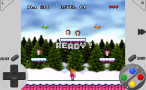 SuperRetro16 ( SNES Emulator )
