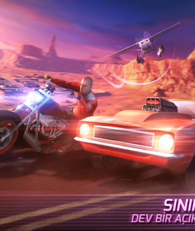 Gangstar Vegas İndirin ve PC'de Oynayın 7