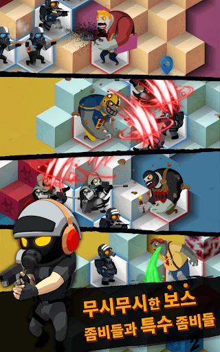 즐겨보세요 좀비 스위퍼 – 지뢰찾기 액션 퍼즐 on PC 14