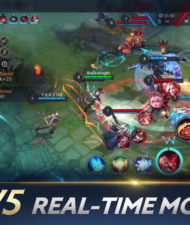 Main Garena AOV – Arena of Valor on PC 9
