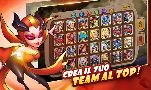 Gioca Idle Heroes sul tuo PC 11