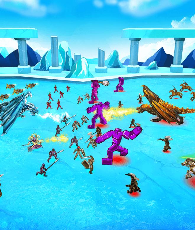 Играй Epic Battle Simulator На ПК 15