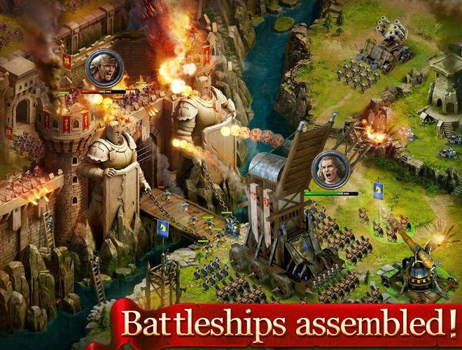 Play Age of Kings on pc 8