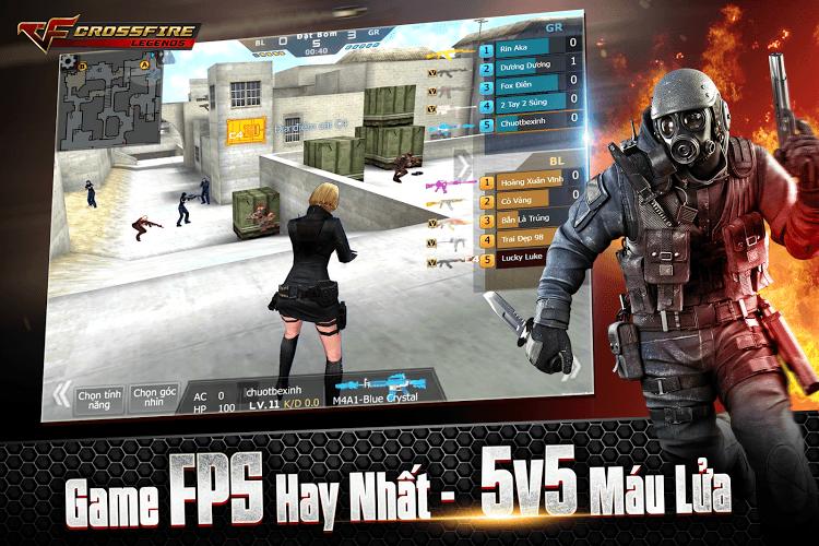 Chơi CrossFire: Legends on PC 3