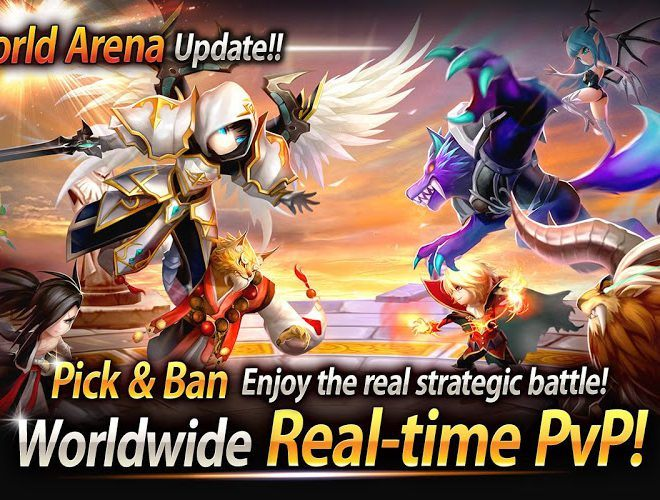 Play Summoners War Sky Arena on PC 11