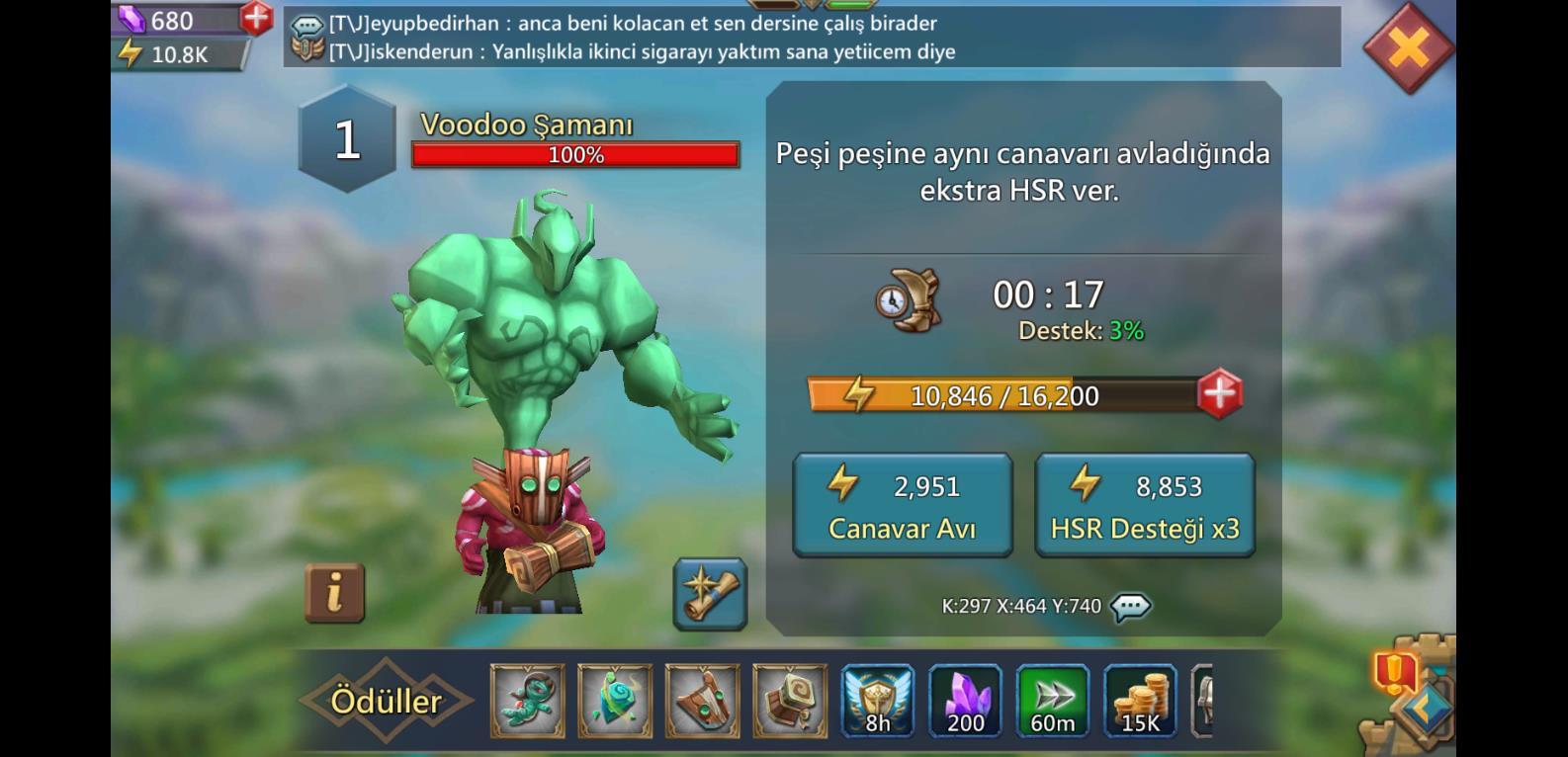 Lords Mobile Başlangıç Rehberi