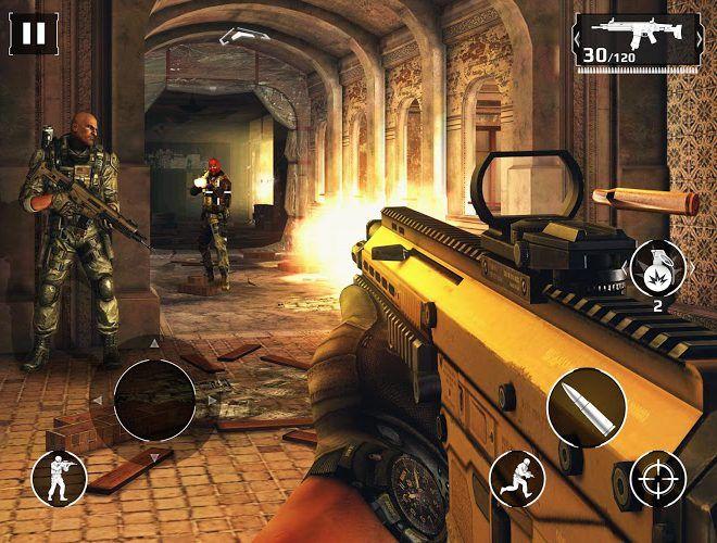 إلعب Modern Combat 5: Blackout on PC 7