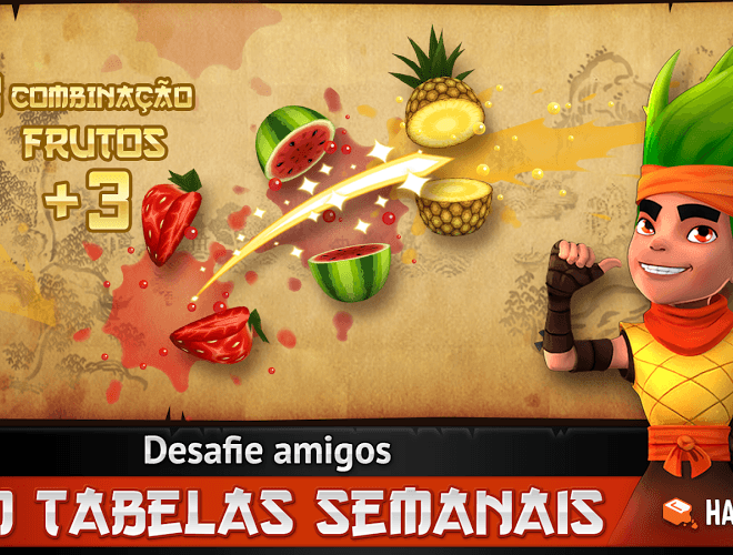 Jogue Fruit Ninja Free para PC 18
