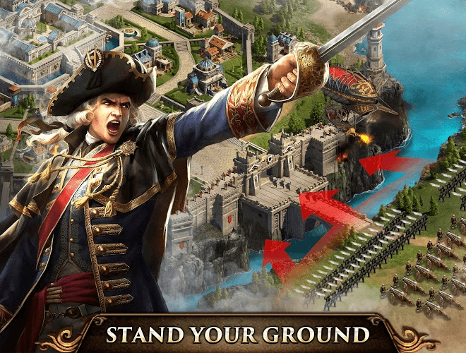 Play Guns of Glory on PC 2