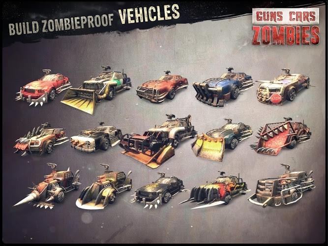 Играй Guns, Cars, Zombies На ПК 14