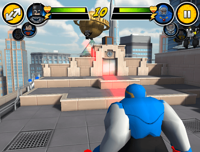Play LEGO® DC Super Heroes on pc 10