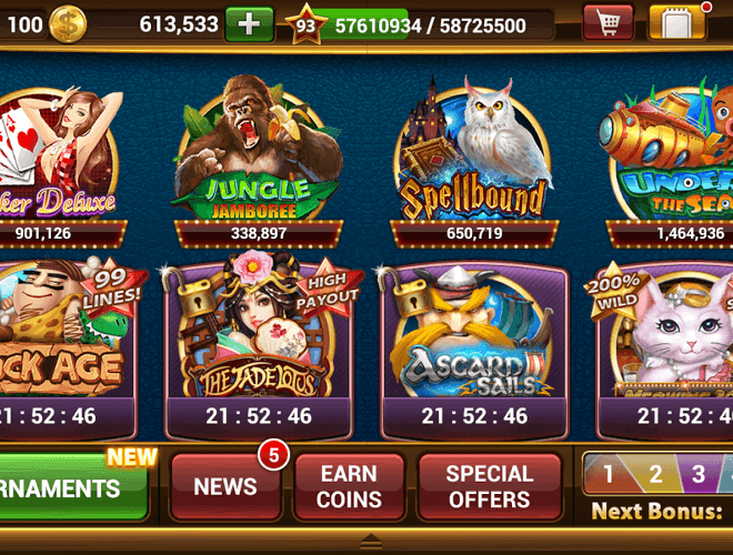 Play Slot Machines on PC 3
