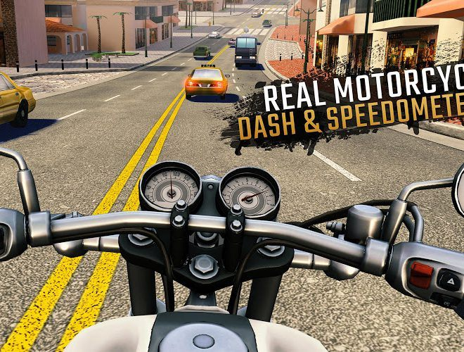 Play Moto Rider GO: Highway Traffic on PC 18