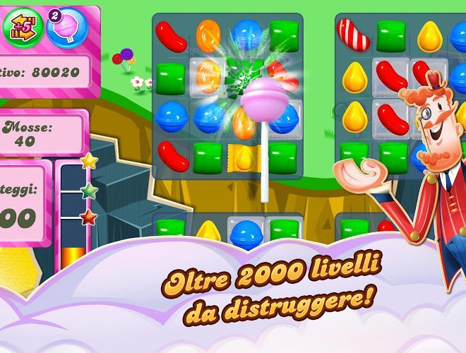 Gioca Candy Crush on PC 11