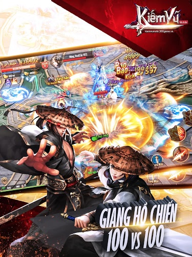 Chơi Kiếm Vũ VNG on PC 6