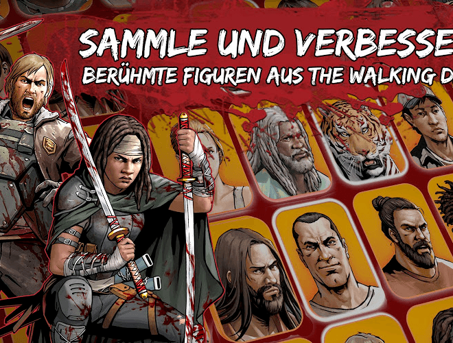 Spiele The Walking Dead: Road to Survival auf PC 16