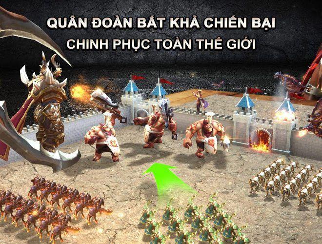 Chơi Magic Legion – Age of Heroes on PC 10