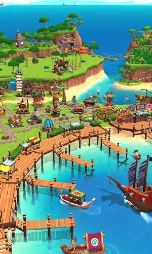 Играй Paradise Bay На ПК 7