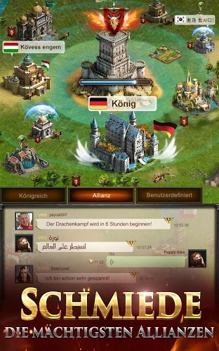 Spielen Clash of Kings on PC 6