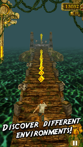 เล่น Temple Run on PC 10