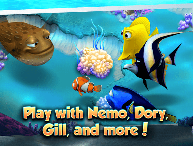 เล่น Nemo's Reef on PC 11