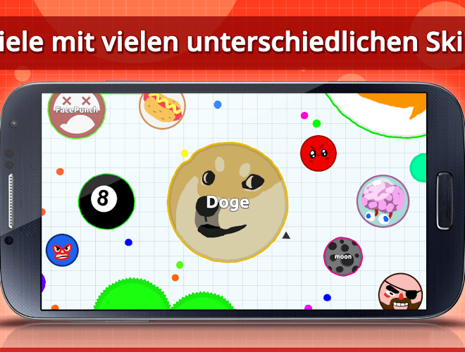 Spielen Agar.io on pc 12