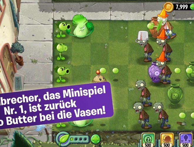 Spielen Plants vs Zombies 2 on PC 6