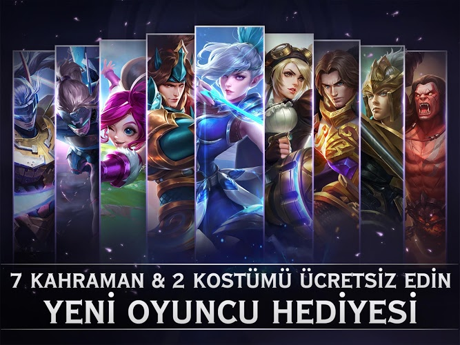 Mobile Legends: Bang bang İndirin ve PC'de Oynayın 9