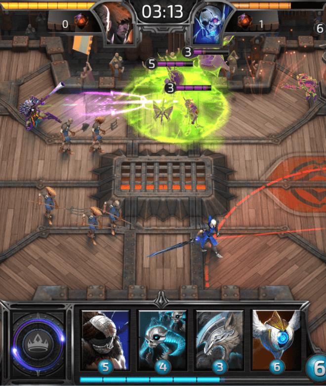 Speel RIVAL: Crimson x Chaos on PC 9