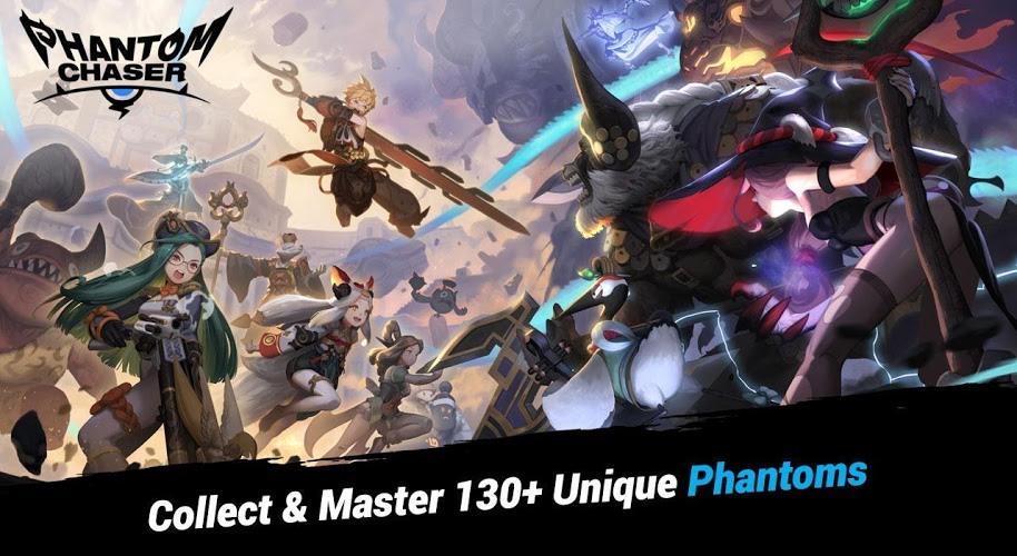 Play Phantom Chaser on PC 3