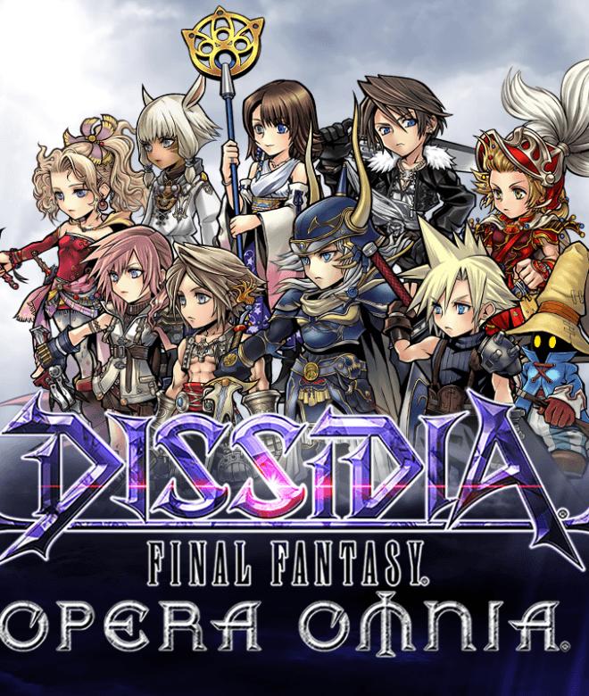 Play DISSIDIA FINAL FANTASY OPERA OMNIA on PC 16