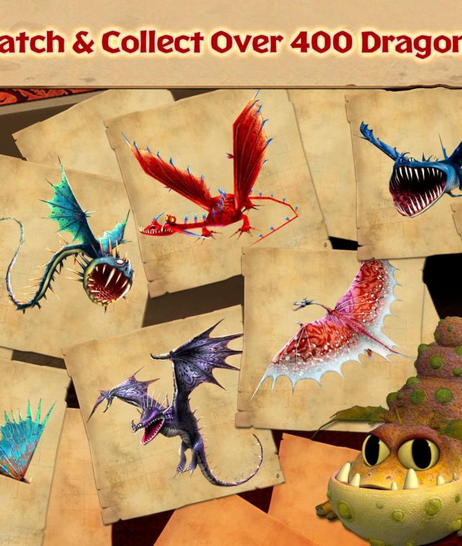 Играй Dragons: Rise of Berk На ПК 14