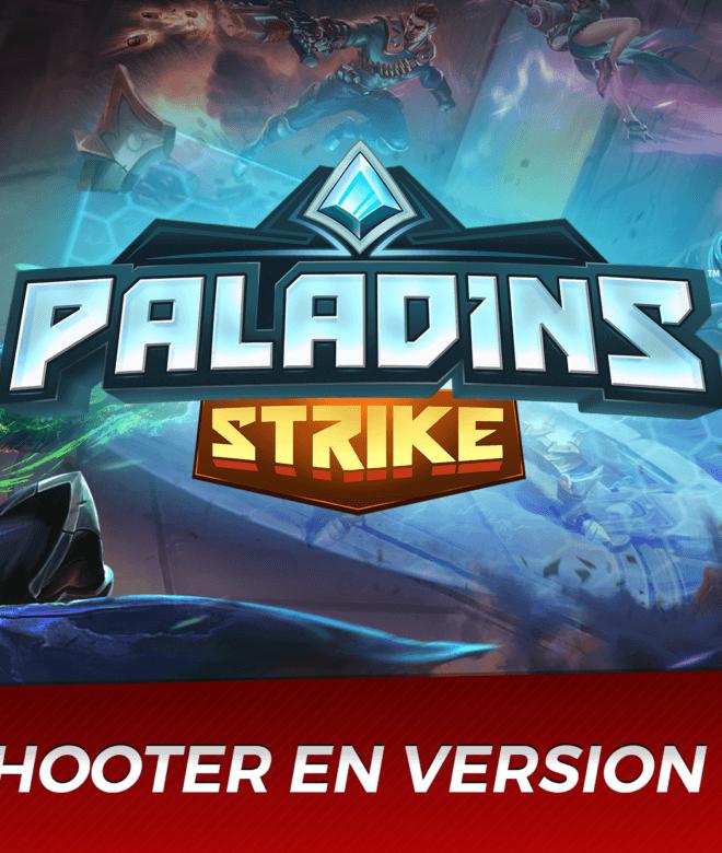 Jouez à  Paladins Strike sur PC 3