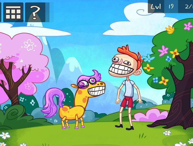 Играй Troll Face Quest TV Shows На ПК 12
