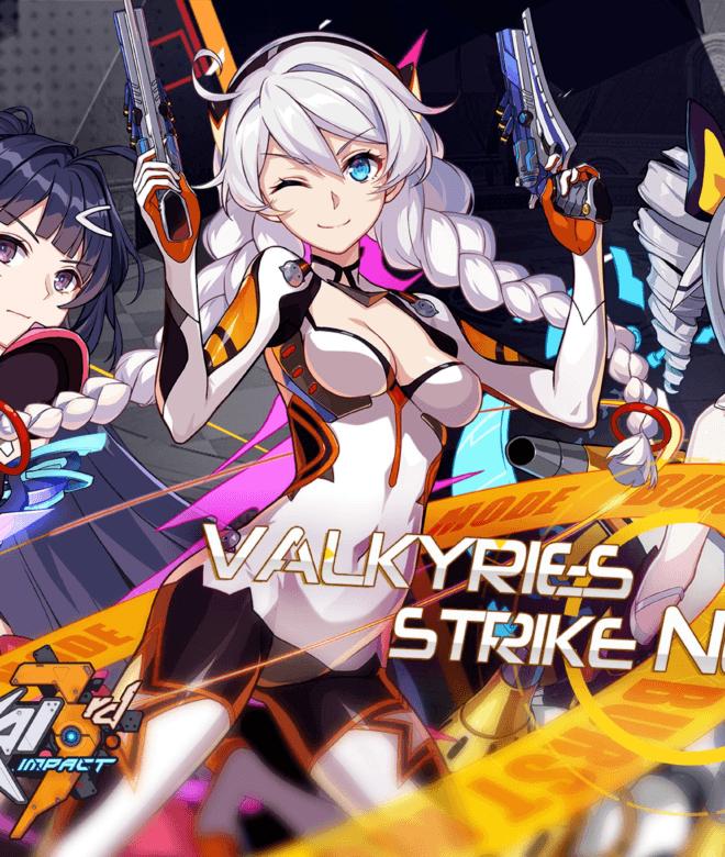 Main Honkai Impact 3 on PC 8