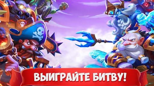 Играй Epic Summoners: Battle Hero Warriors — Action RPG На ПК 8