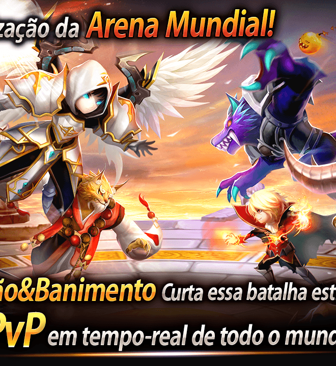 Jogue Summoners War Sky Arena para PC 4