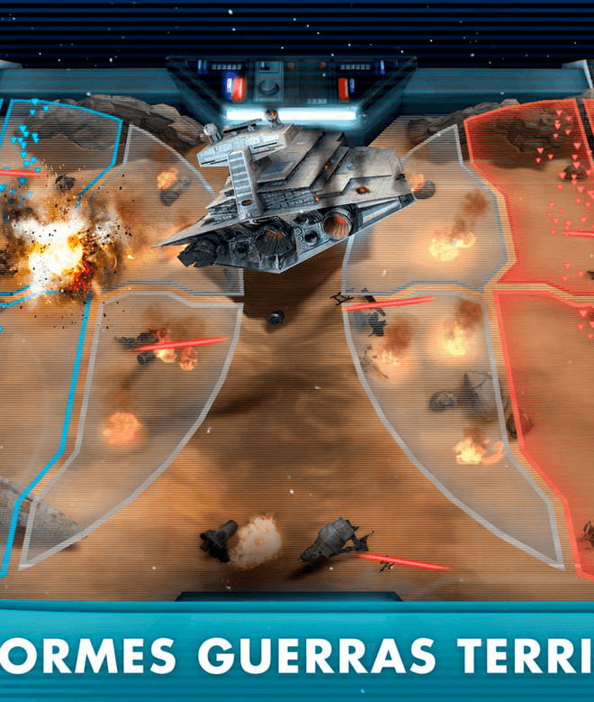 Juega Star Wars™: Galaxy of Heroes en PC 13