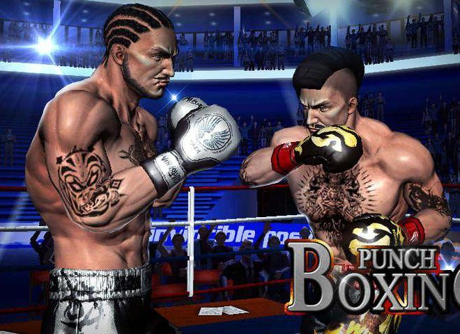 Play Punch Boxing 3D on PC 1
