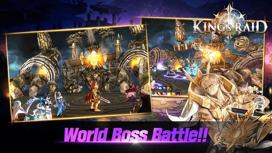 Play King's Raid on PC 5