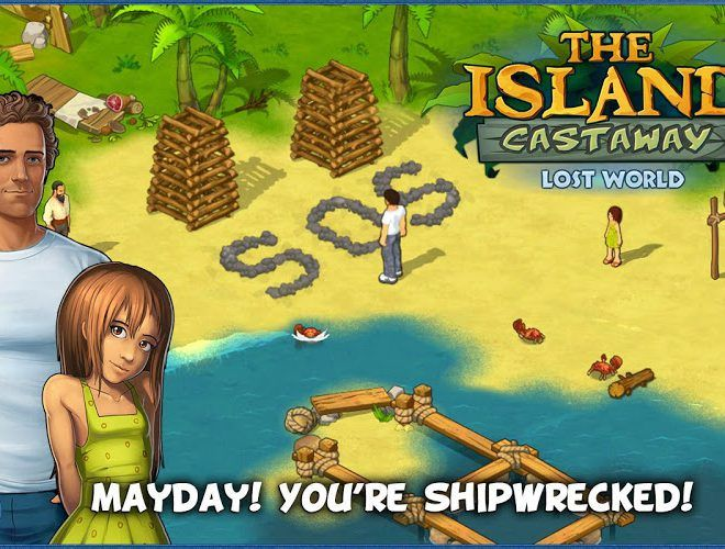 Play Island Castaway: Lost World on PC 12